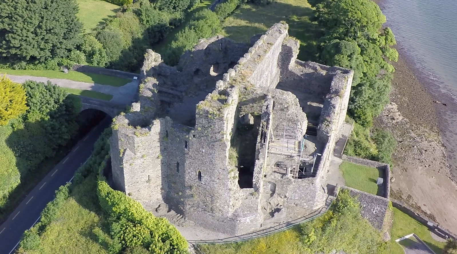 King Johns Castle - Carlingford & Cooley Peninsula